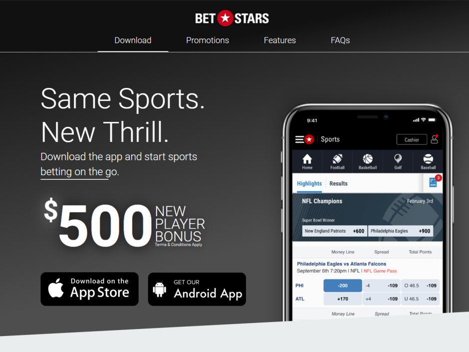 Pokerstars Readies Sportsbook For New Jersey Launch This Month Poker Industry Pro