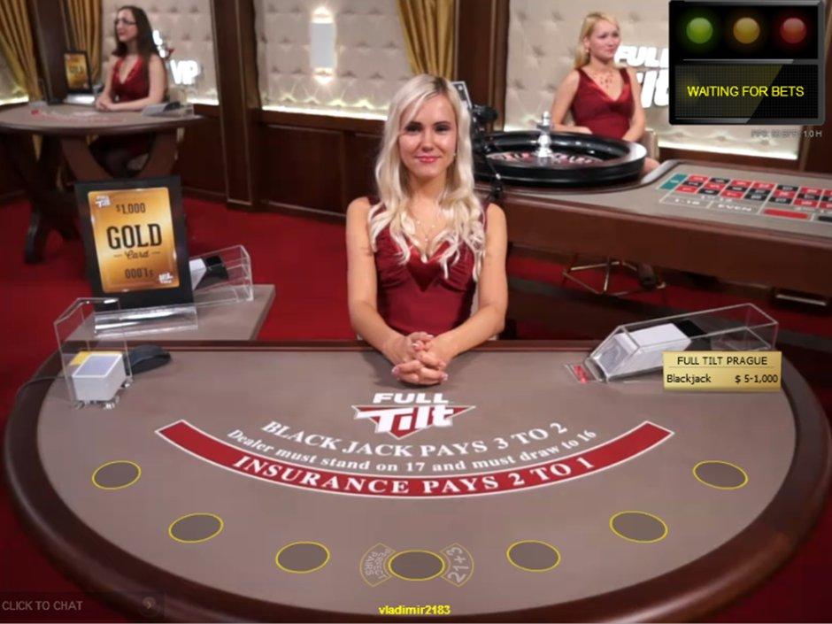 Full Tilt Launches Live Dealer Online Casino | Poker Industry PRO