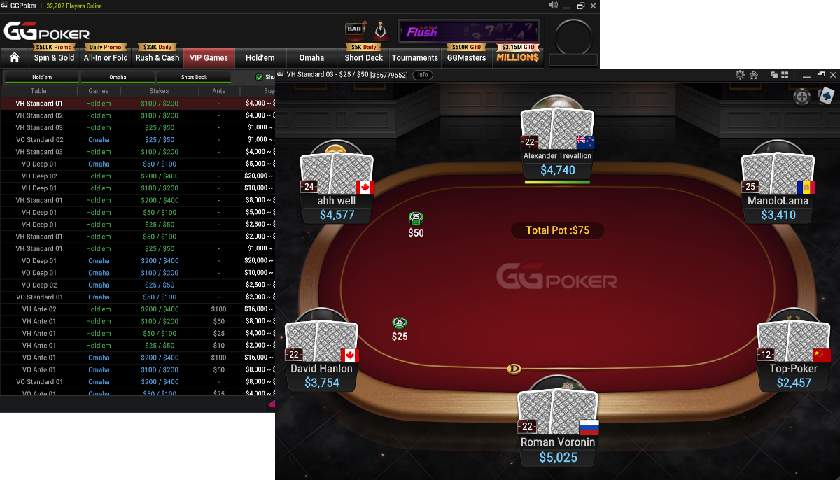 Ggpoker Is Making Real Names Mandatory At The High Stakes Tables Poker Industry Pro