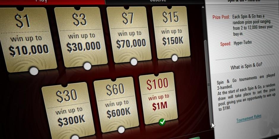 1 million dollar poker tournament 2018