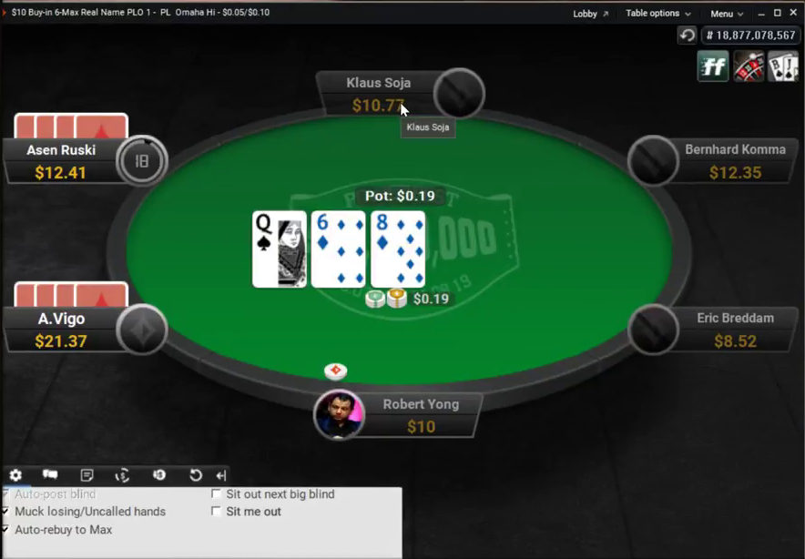 Real Names Compulsory At Partypoker Heads Up And High Stakes Tables From Next Week Poker Industry Pro