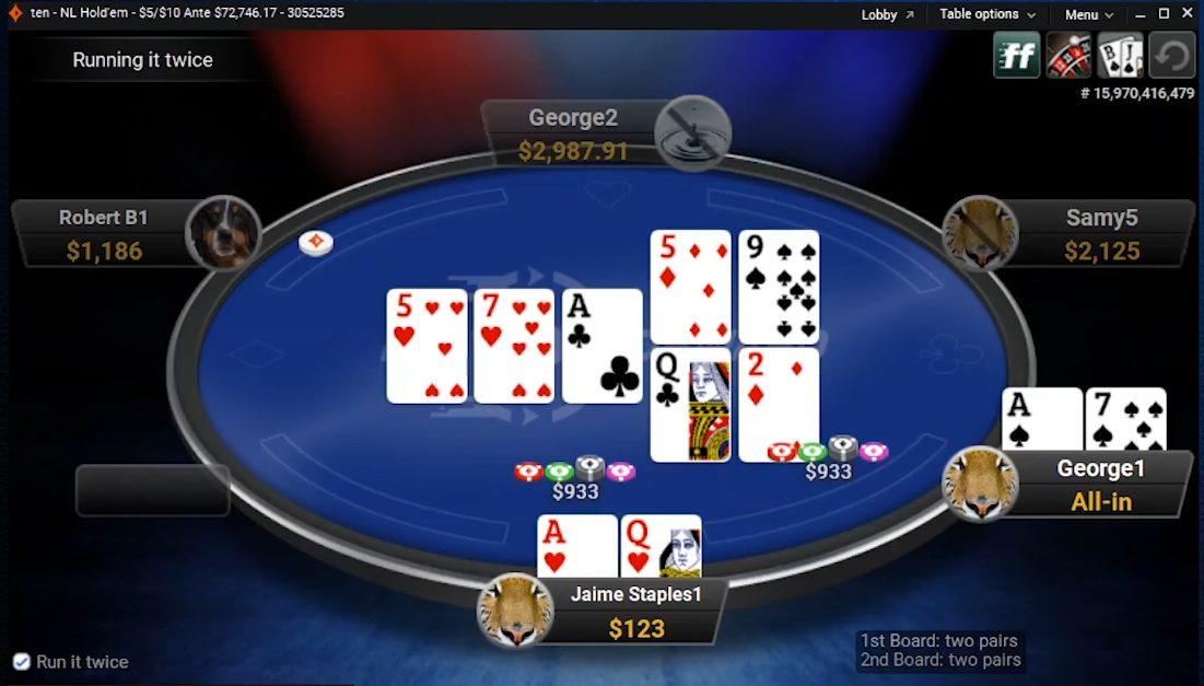 как запустить покер онлайн