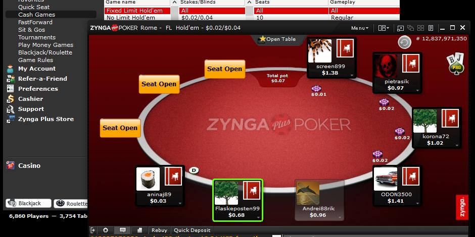 pro bwin poker