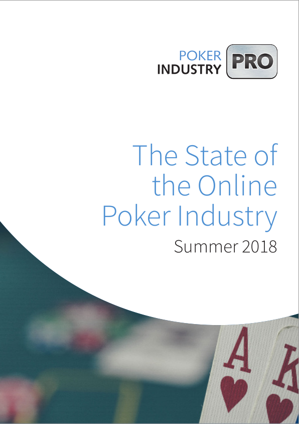 State of the Online Poker Industry - Summer 2018