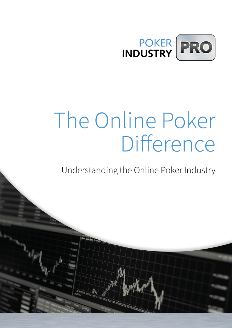 Understanding the Online Poker Industry - The Online Poker Difference